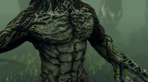 plant beast udk 002 by liamslackofsurprise