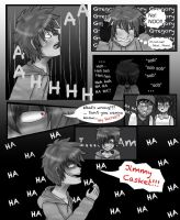 Haunted by CardboardFriend: After the Crash- pg 15 by CreativeAnonymous