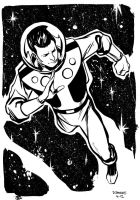 Cosmic Boy by stokesbook