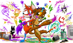 Paint Snee by Electric-Mongoose