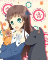 - Fruits Basket - by Pluvias