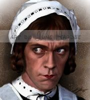 Hugh Laurie Colored by JunebugHardee