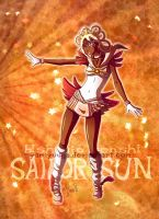 Eternal Sailor Sun by yamiyuuga