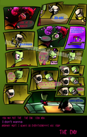 Alienated B-day pg22 -end- by ZimPLUSDib