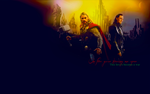 Thor and Loki Wallpapers by LeslyS