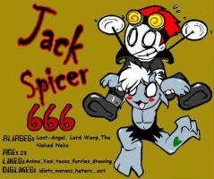 Chibi ID by Jack-Spicer666
