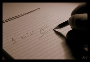 I miss you.. by ahmedwkhan