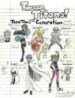 Tween Titans My TTNG by Ang3lBabe1527