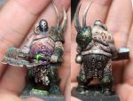 Rotten mini painted by Revliss
