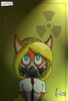 Safety Nuclear Mask by Kirby-54