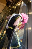 Motion sickness on the escalator by OORR