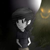 Zac - Don't Starve - quick picture by Sniperisawesome