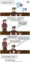 Bolin's new girlfriend p10 by vick330