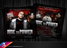 Rise To Power Vol 1 Mixtape by AnotherBcreation