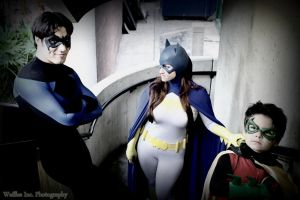 Superheroes - We Stick Together by seethroughcrew