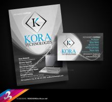 Kora Technologies by AnotherBcreation
