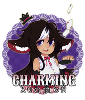 { c h a r m i n g } Auction O3 by Gelly-Bear