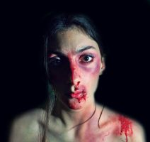 Fight Club Makeup FX by CamilaCostaArt