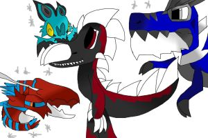 shinys by fossil-fighter