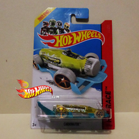 HOT WHEELS 2014 CARBONATOR HW RACE TRACK STARS by idhotwheels