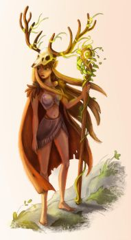 Forest keeper by charlietramp