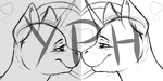 [OPEN] YCH: Avatars for couples by Dunnowhattowrite