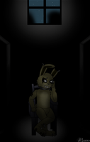 Terrible things come in small packages - Plushtrap by XK1RARAX