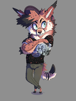 Comm: Space Boyo by SauceGhost