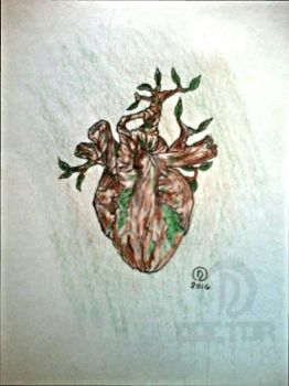 Nature's Heart by dthsrgn29