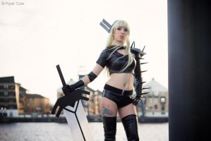 Magik - Marvel by Paper-Cube