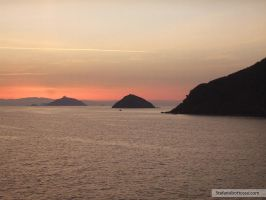 Toscana sea sunset by cfs3creative