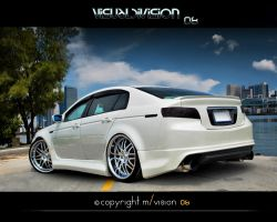 Lexus GS450 by M-Vision