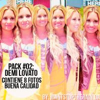 Pack 02 Candid Demi Lovato by ICantStopTheRain