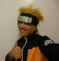 Naruto cosplay 3 by IronCobraAM