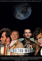 The Four Doctors - Theatrical by GreedLin