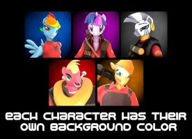 Potrait custom Pack 1 by Broxoles