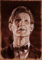 The Eleventh Doctor by 220kruger