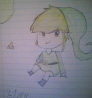 Link Re-Draw by aj489