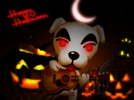 K.K. Slider wishes you a... by Candido1225