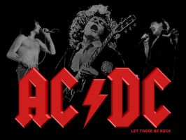 ACDC Wallpaper by Ozzyhelter