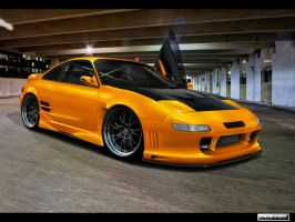 Toyota MR2 by roleedesign
