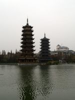 Pagoda Stock 3 by little-stock