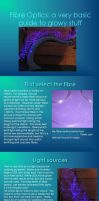 Fibre Optics: a basic guide to glowy stuff by StarlightGlow