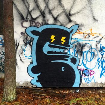 HIGH VOLTAGE by KIWIE-FAT-MONSTER