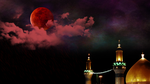 A Historical note about burial of Imam Ali(a.s.) by AlamdarDesign
