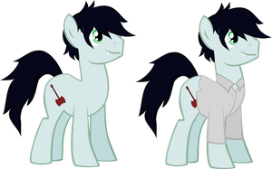 Marshall Lee ponified by kilecroc