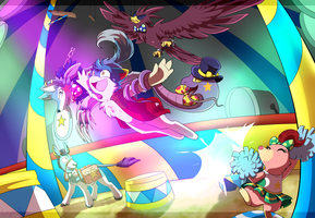 CO: Performapal Circus by CrystalFeza