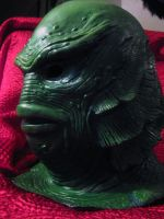 Gill Man 3 by atomagedevilman
