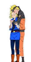 Point Commission - Naruto x Android18 by dannex009
