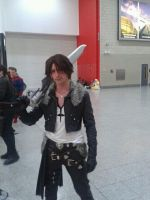 Squall LeonHart by Ligrano